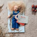 """Käthe-Kruse-Puppe """"Bonifatius Buchenblatt"""""""