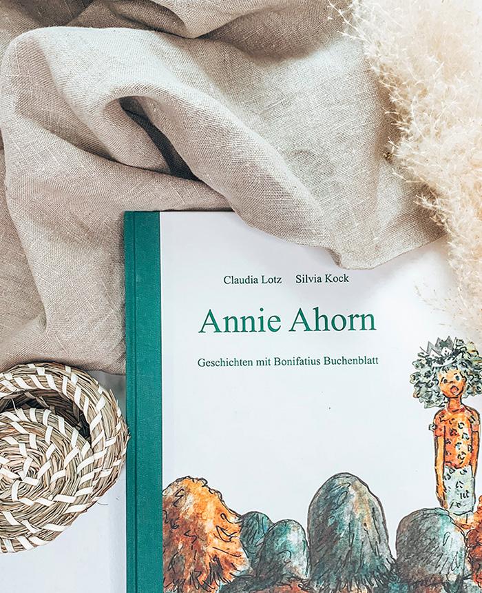 """Kinderbuch """"Annie Ahorn – Die Baumprinzessin"""""""