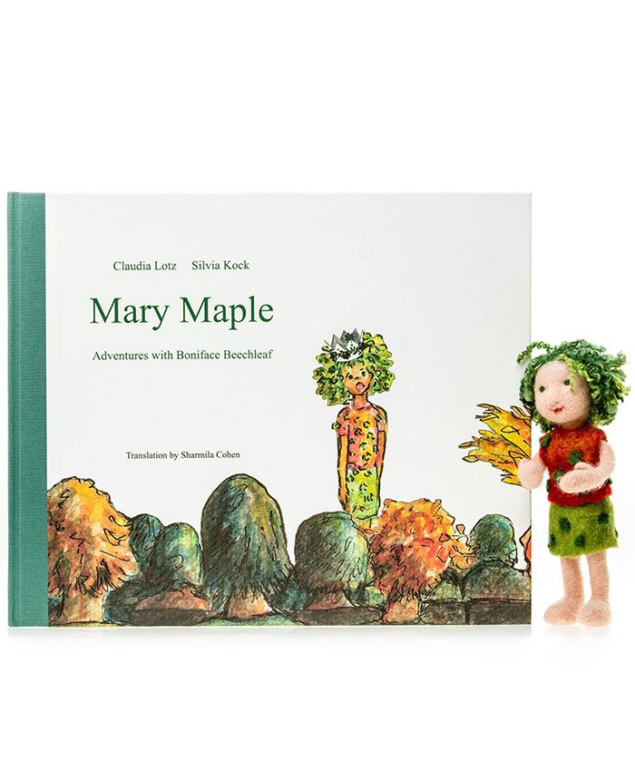 "Kinderbuch ""Mary Marple – Adventures with Boniface Beechleaf"""