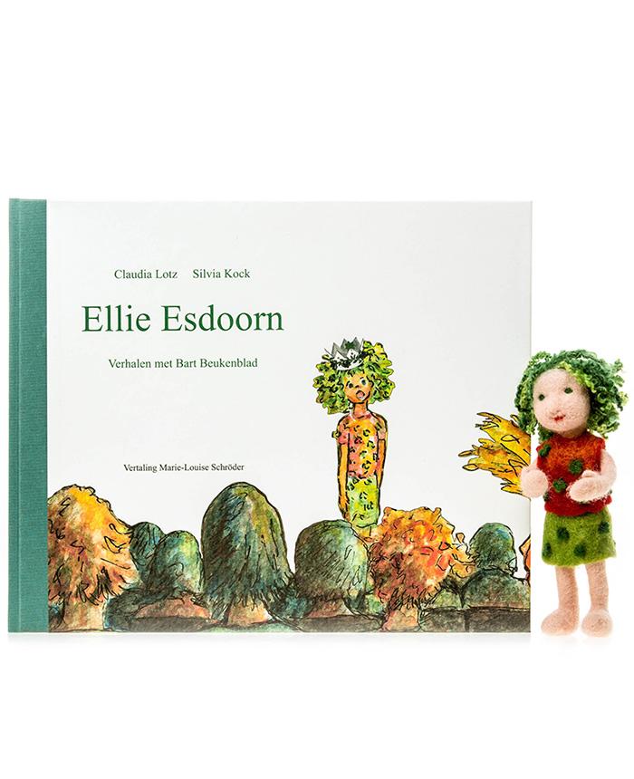 """Kinderbuch """"Ellie Esdoorn– De Boomprinses"""""""
