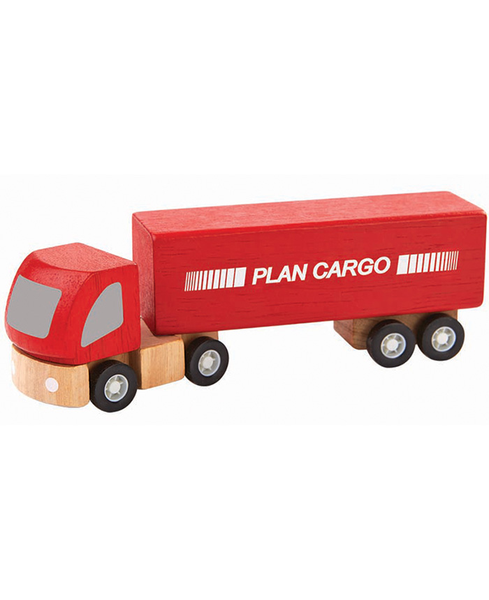 "Holz Spielzeug Lastwagen ""Miniworld"""