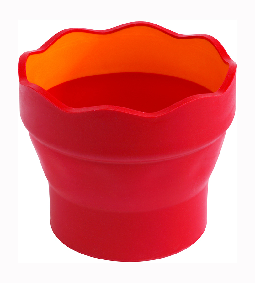 "Faltbarer Wasserbecher ""Red"""