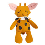 """Giraffen Puppe """"Goldie"""""""