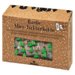 "Draht Lichterkette ""Weihnachtsbaum"", 20 LEDs, batteriebetrieben, inkl. Timer"