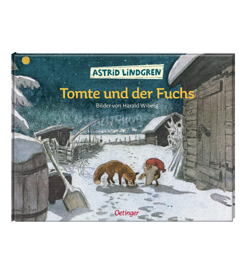 """Astrid Lindgrens """"Tomte und der Fuchs"""""""