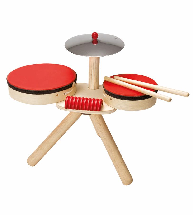 """Holz Schlagzeug """"Musikband"""""""
