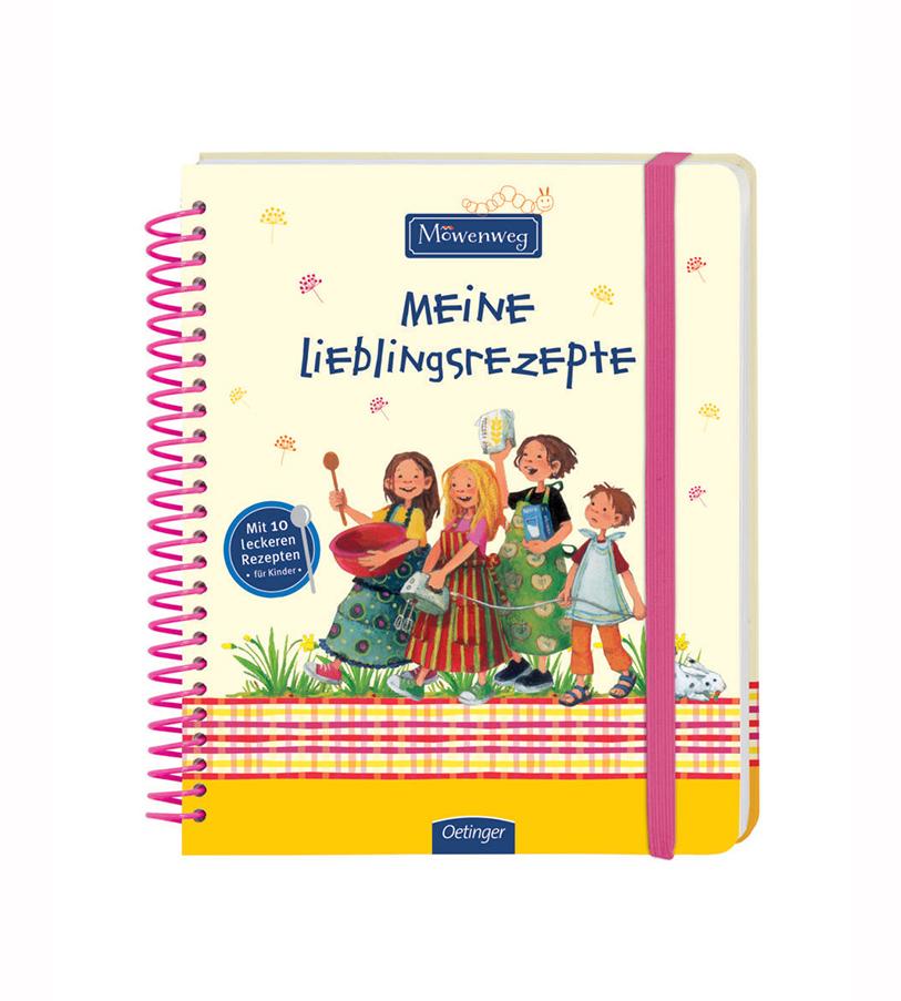 "Buch ""Meine Lieblingsrezepte"""