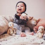 """Mini Bio Baumwoll Puppe """"Lily"""""""