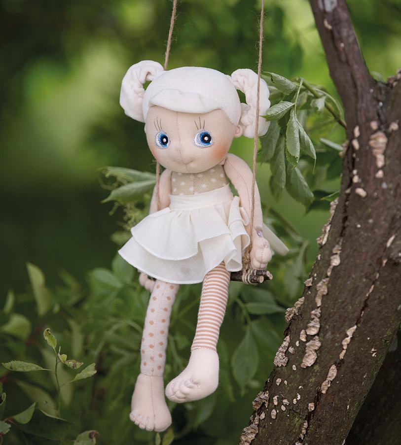 "Bio Baumwoll Puppe ""Daisy"""