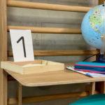Heimholz Eiche Schreibtischmodul